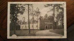 Nights Of Columbus Hall, Camp Jackson, Columbia, SC - 222865 - Columbia