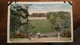 Ridgewood Country Club And Golf Links, Columbia, SC - Golf - Columbia