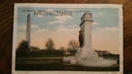 The Speedway, Washington DC, Showing John Paul Jones Monument - Tidal Basin And New Bureau Of Engraving And Printing - Washington DC