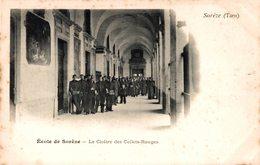 3578-2019     SOREZE   ECOLE   LE CLOITRE DES COLLETS ROUGES - France