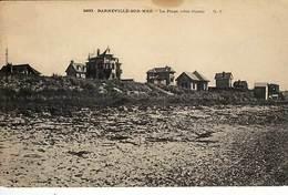 50 - BARNEVILLE -SUR - MER - La Plage - Côté Ouest - - Barneville