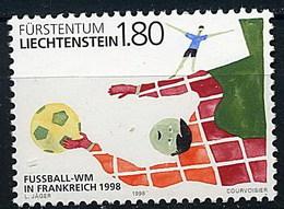 Liechtenstein 1112 ** MNH. 1998 - Liechtenstein
