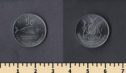 Namibia 5 Cents 2000 - Namibia