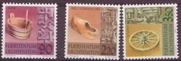 Liechtenstein 1121/1123 ** MNH. 1998 - Liechtenstein
