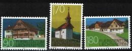 Liechtenstein 1127/1129 ** MNH. 1998 - Liechtenstein