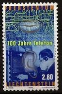 Liechtenstein 1130 ** MNH. 1998 - Liechtenstein