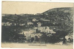 "ROCHECOLOMBE - Cachet Octogonal "" Alais Au Teil    (111708) - France"
