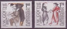Liechtenstein 1156/1157 ** MNH. 1999 - Liechtenstein