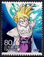 Japan 2012 - Animation Hero And Heroine - Series 17 - Dragon Ball Z Kai - 1989-... Emperador Akihito (Era Heisei)