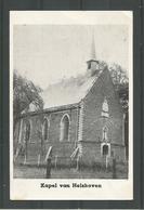 Carte Postale. Kapel Van Helshoven (Hoepertingen) - Borgloon