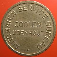 KB088-1 - COOLEN - Udenhout - B 22.0mm - Koffie Machine Penning - Coffee Machine Token - Firma's