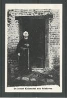 Carte Postale. De Laatste Kluizenaar Van Helshoven (Hoepertingen) - Borgloon