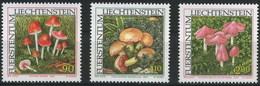 Liechtenstein 1193/1195 ** MNH. 2000 - Liechtenstein