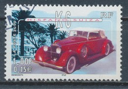 France -Collection Jeunesse-Voitures Anciennes YT 3321 Obl - France