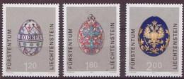 Liechtenstein 1200/1202 ** MNH. 2001 - Liechtenstein