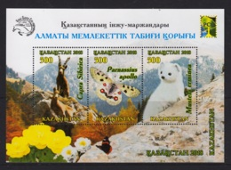 5.- KAZAKHSTAN 2018 Almaty State Natural Reserve - Kazajstán