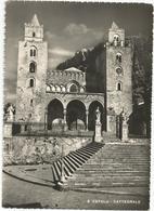 W1766 Cefalù (Palermo) - Duomo Cattedrale / Viaggiata 1949 - Italie