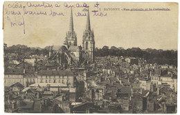 "BAYONNE - Vue Générale - Cachet Octogonal De "" Hosségor""     (111715) - Bayonne"
