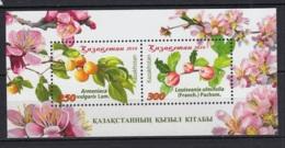 3.- KAZAKHSTAN 2018 Flora. The Red Book Of Kazakhstan. Kazakhstan Trees - Árboles