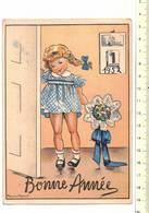 79763 - FRANCINE WEYNANDT - BONNE ANNEE 1952 - Autres Illustrateurs