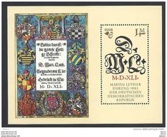 DDR, 1983, Block 73 Michel-Nr. 2833, **postfrisch - [6] République Démocratique