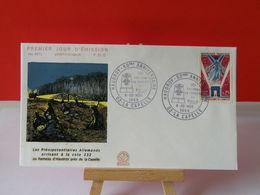 Armistice - Haudroy - 02 La Capelle - 9.11.1968 FDC 1er Jour N°657 A - Coté 4,50€ - 1960-1969