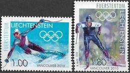 Liechtenstein 2010 ** MNH. 2010 - Liechtenstein