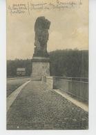BELGIQUE - LIEGE - GILEPPE - Le Lion - Gileppe (Barrage)