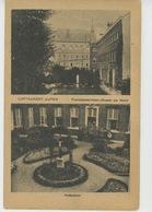 BELGIQUE - LIEGE - EUPEN - Franzikanerinnen Kloster Am Markt - Hofansicht - Eupen