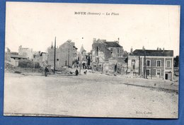 Roye  / La Place - Roye