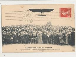 PARIS MADRID 1911 LE DAPART - Meetings