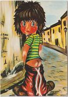 Illustrateur  :  De  Kathy , Les  Gamins  Des  Rues - Künstlerkarten