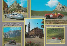 Italien - Dolomiten - Cortina D'Ampezzo - Cars - Oldtimer - Racing - MG - Belluno