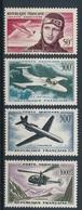 FRANCE Poste Aérienne  NEUF Sans Charnière N° 34/35/36/37 N**   Cte:118,00 € - Airmail
