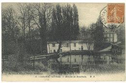 CABANAC - Moulin De Rouchala - Cachet Octogonal De Hostensa Beautiran    (111722) - Other Municipalities