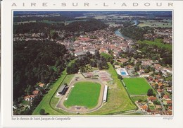 AIRE-SUR-L'ADOUR STADE MUNICIPAL STADIUM ESTADIO STADION STADIO - Aire
