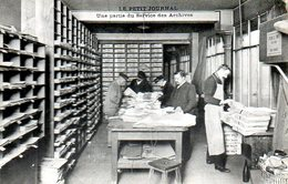 Le Petit Journal : Le Service Des Archives - Métiers