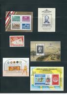 HUNGARY, LOT OF STAMPS MNH/PHILATELY/PHILATELIC EVENTS - Filatelia & Monedas