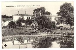 Près COGNAC (16) - BOIS-CLAIR - Le Bassin - Cognac