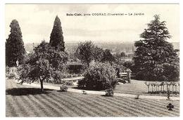 Près COGNAC (16) - BOIS-CLAIR - Le Jardin - Cognac