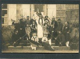 Carte Photo - Militaires - Guerre 1914-18