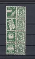 Belgien 35 C. ZD ** - Markenheftchen 1907-1941