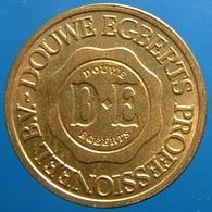 KB110-1 - DE DOUWE EGBERTS - De Meern Utrecht - B 20.0mm - Koffie Machine Penning - Coffee Machine Token - Firma's