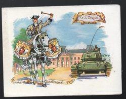 (militaria) Carte De Voeux (??) 31e De Dragons  (PPP17395) - Documents