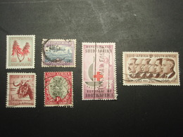 6 Timbres Afrique Du Sud à Voir, Dont Un Non Oblitéré. - Afrique Du Sud (1961-...)