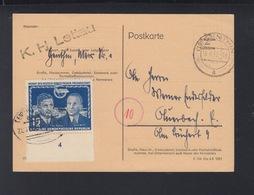 DDR PK 1952 Genthin - DDR