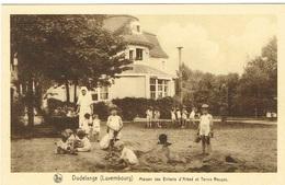 DUDELANGE (Maison Des Enfants D`Arbed Et Terre Rouge) Ed,Eug, Legendre. - Dudelange