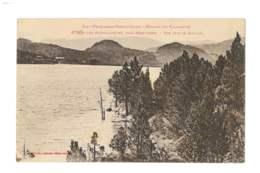 Les Bouillouses Près Mont Louis - Vue Vers Le Barrage - 224 - Autres Communes