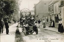 94. VAL DE MARNE - LA VARENNE SAINT-HILAIRE. Carnaval D'été. Auto Fleuri. - Otros Municipios
