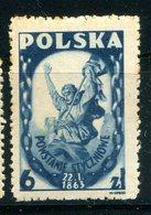 POLOGNE - Y&T 463** (20% De La Cote) - 1944-.... República